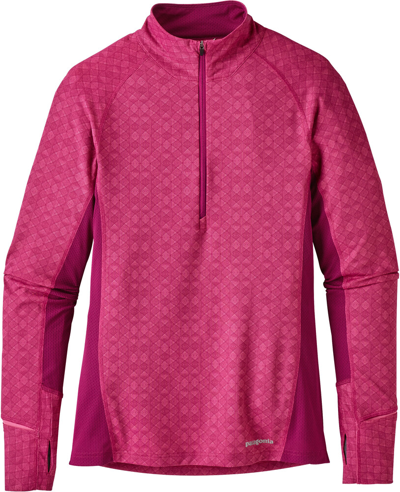 Patagonia All Weather - Midlayer Mujer - rosa XS 2017 Sudaderas & Chaquetas Trainning campz el-rosa Poliéster lXTG1BvZz